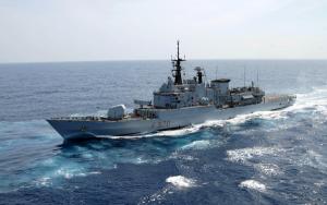 Our Navy underway