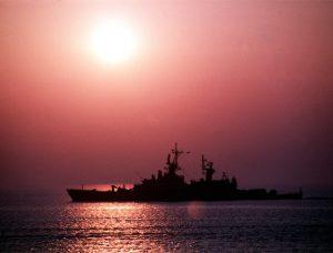 USS Belknap CG-26
