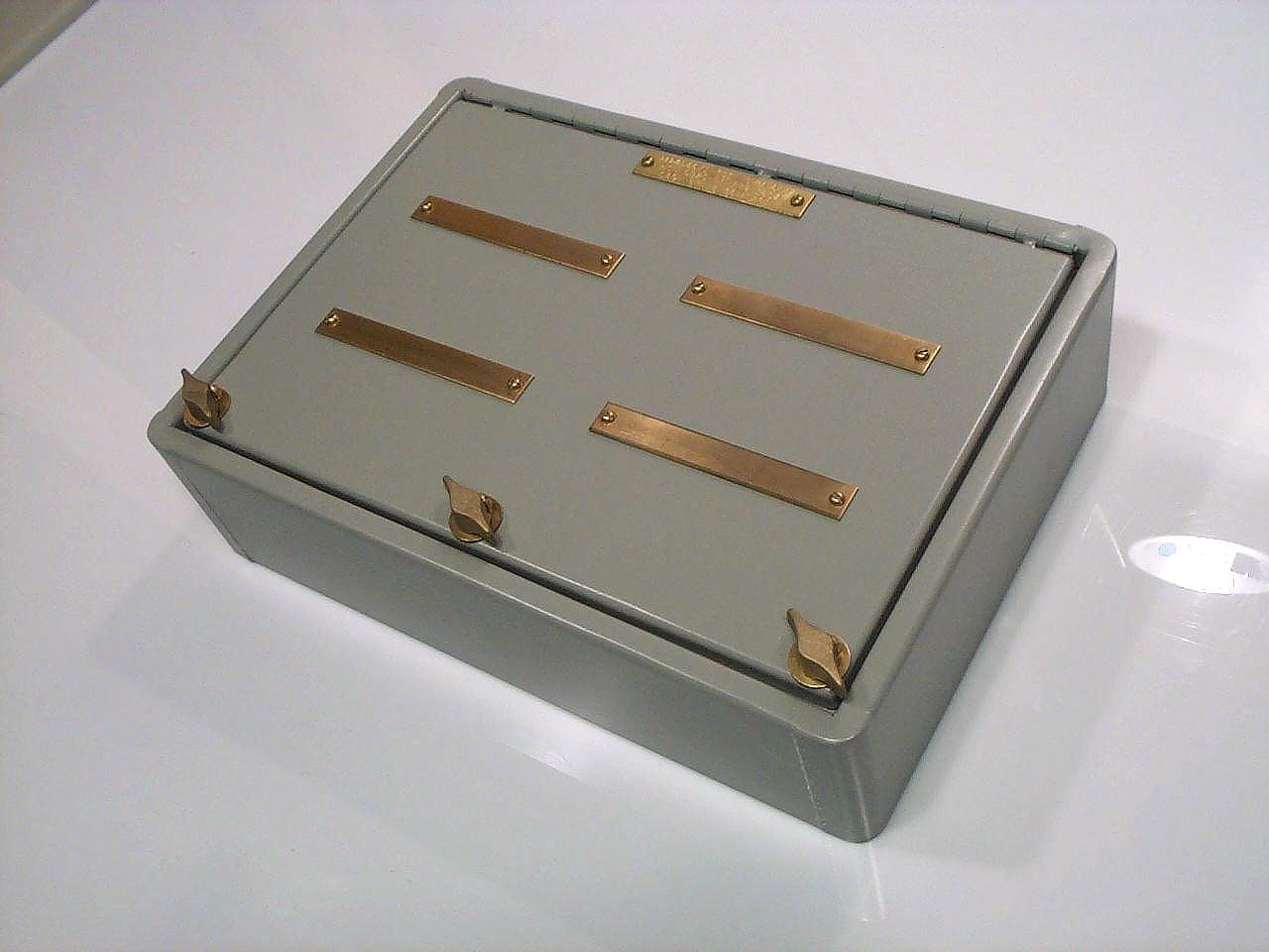 Symbol 544 Enclosed Fuse Box Sku